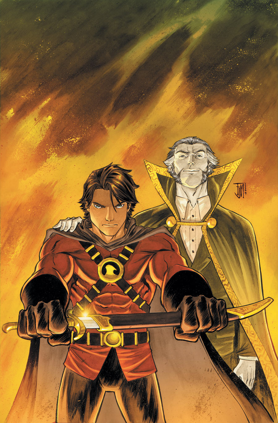 Red Robin / Tim Drake (Wayne)