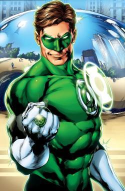 Самый лучший Зеленый Фонарь с Земли