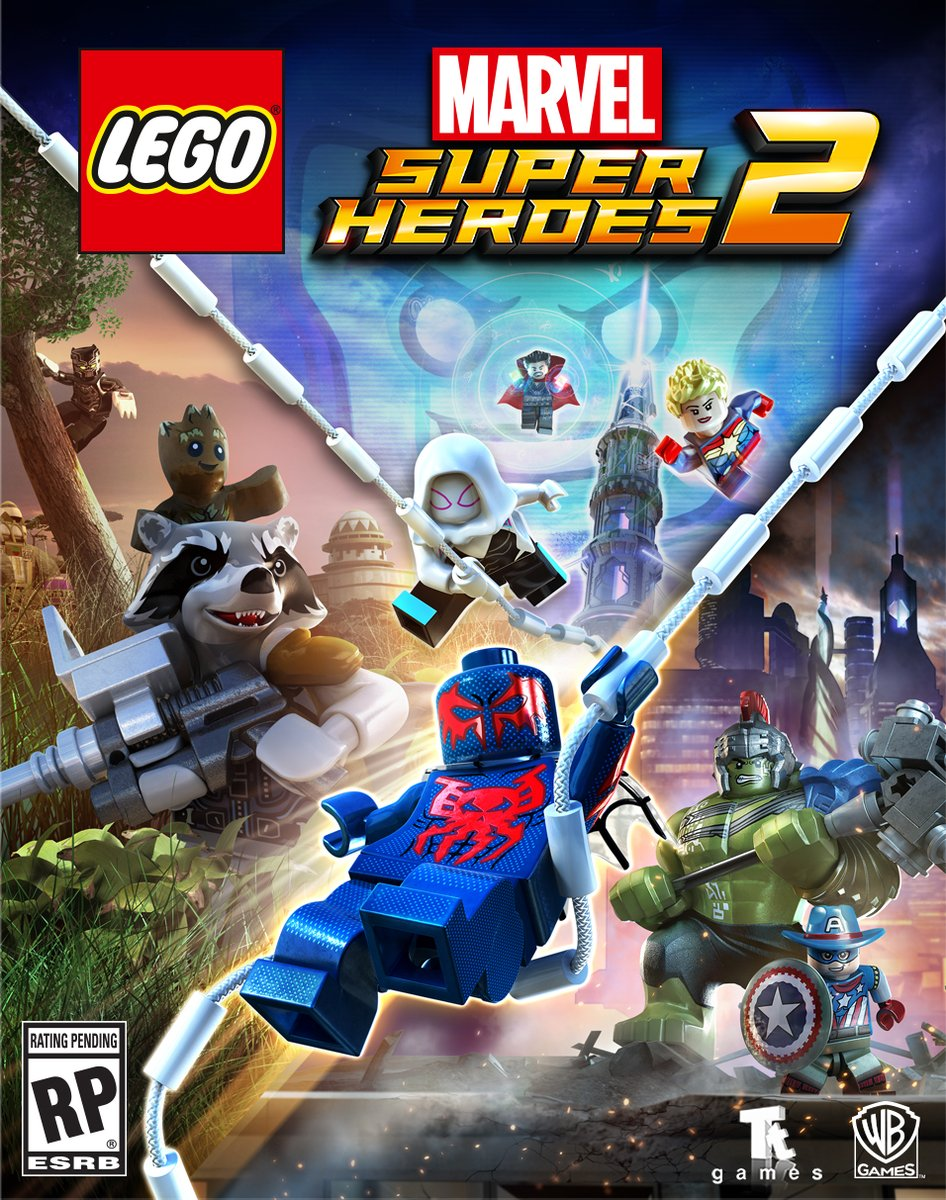 LEGO Marvel Super Heroes 2 (Warner Bros. Interactive) [RUS/ENG/Multi14] [L]