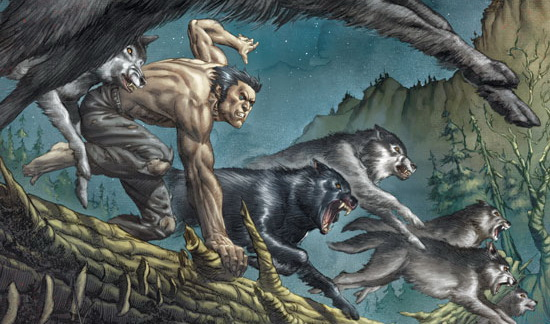 РОСОМАХА (WOLVERINE) Wolverine02