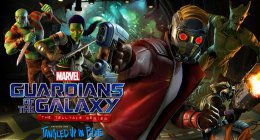 "Трейлер игры ""Guardians of the Galaxy: The Telltale Series"""
