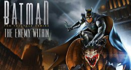 "Трейлер игры ""Batman: The Enemy Within"""