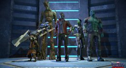 "Первые скриншоты игры ""Guardians of the Galaxy: The Telltale Series"""
