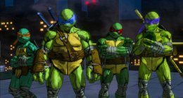 "Трейлер игры ""Teenage Mutant Ninja Turtles: Mutants in Manhattan"""
