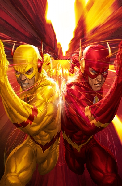 Флэш / Барри Аллен (Flash / Barry Allen )