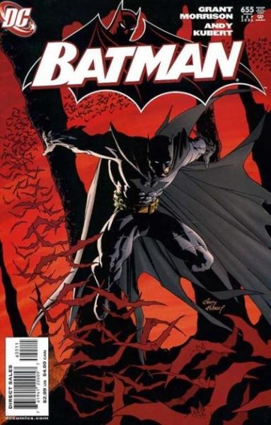 Семисотый номер первого тома серии бэтмен