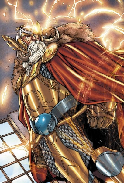 Zeus (Marvel Comics) vs Odin | FantasyFaceOff Forum
