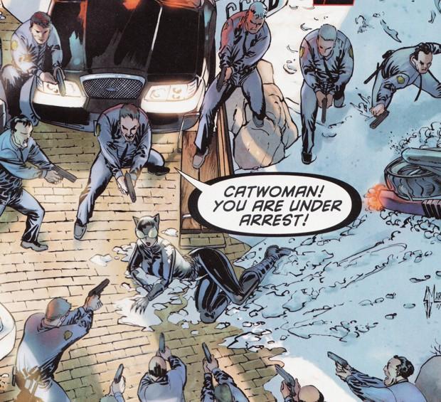 колонии шлюх преступниц комикс